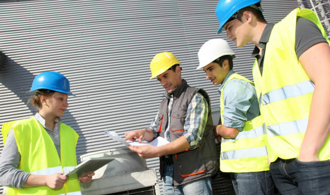 roofing training lancashire