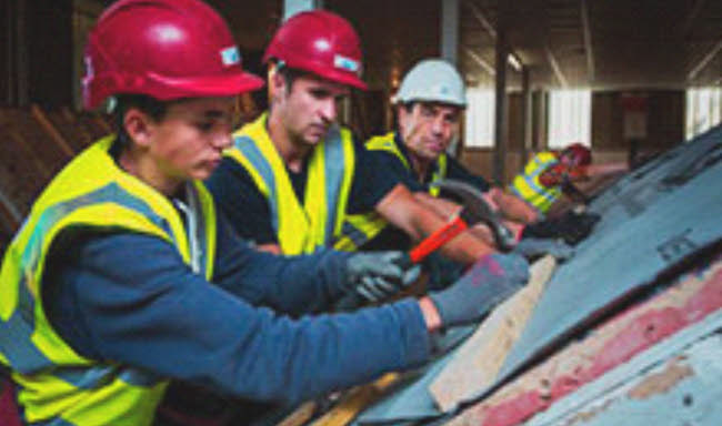 training apprentices wales